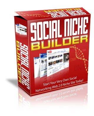 Product picture Social Niche Builder